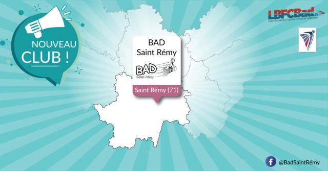 Nouveau club à Saint-Rémy (71)