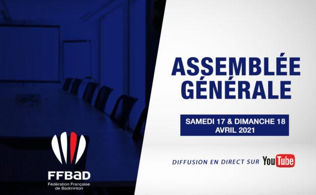 Assemblée Générale FFBaD